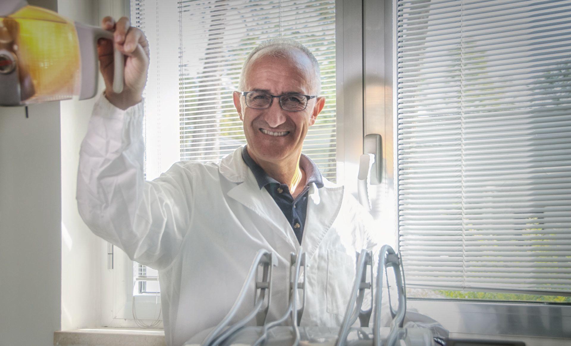 Dr Paolo Benegiamo, Medico-Chirurgo, Ortodontista e Odontoiatra specialista, dentista